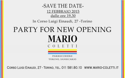 party for new opening